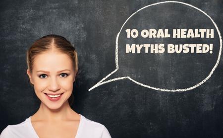 10 cosas sobre la salud oral que no son ciertas - Espacio Dental Jaén