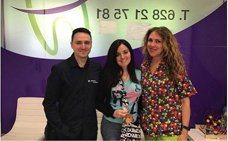 Celebrando nuestro 3º Aniversario - Espacio Dental Jaén