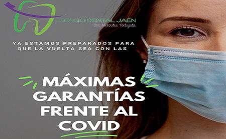 Medidas preventivas COVID 19 - Espacio Dental Jaén
