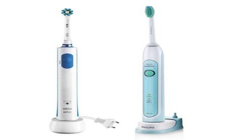 Cepillos de dientes manuales o eléctricos - Espacio Dental Jaén