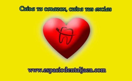 Cuida tus encías para cuidar tu corazón - Espacio Dental Jaén
