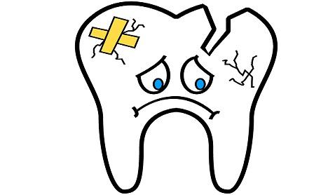 ¿Qué hacer ante un golpe en la boca? - Espacio Dental Jaén