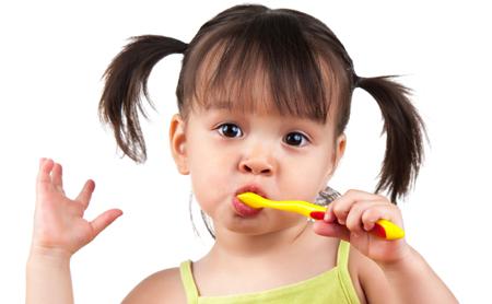 Niño sano, boca sana - Espacio Dental Jaén